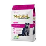 Ração Fórmula Natural para Gatos Cadastrados - 1kg