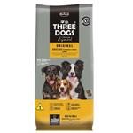 Ração Hercosul Threedogs Especial Original Carne para de e S