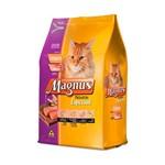 Ração Magnus Especial para Gatos Castrados Sabor Salmão - 1kg