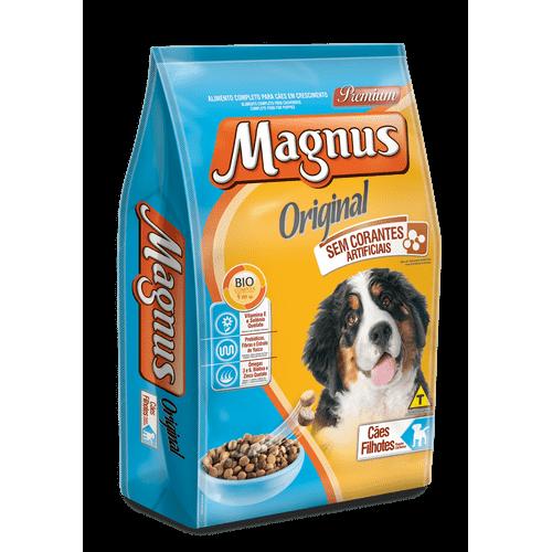 Ração Magnus Original para Cães Filhotes 15kg