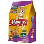 Ração Magnus só Recheados Sem Corantes para Gatos Adultos 15kg