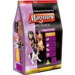 Ração Magnus Super Premium para Cães Pequenos Frango e Arroz 1kg