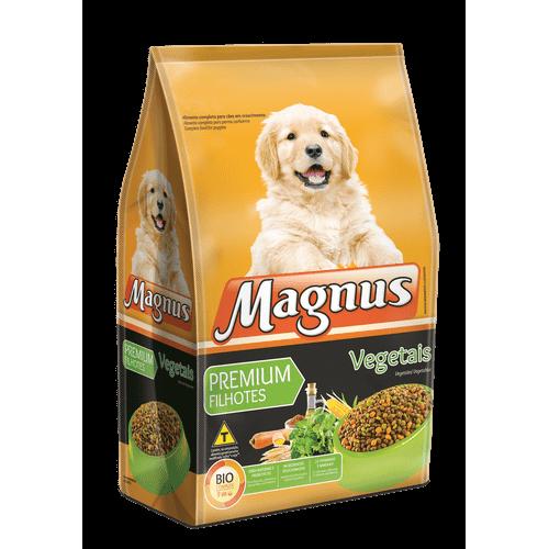 Ração Magnus Vegetais para Cães Filhotes 1kg