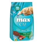 Ração Max Cat Buffet para Gatos Adultos Sabor Cordeiro e Frango - 20kg