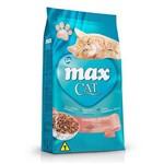 Ração Max Cat Sabores do Mar para Gatos - 20kg
