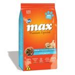 Ração Max Crescimento Saudável para Cães Filhotes Sabor Frango e Cordeiro - 15kg