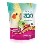 Ração Megazoo Mix Calopsitas Tropical - 500g