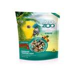Ração Megazzo para Papagaio Tropical Mix Light 500g