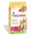 Ração Naturalis Gatos Adultos Frango & Vegetais 3kg