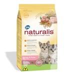 Ração Naturalis Gatos Filhotes Peixe & Frango 1kg