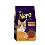Ração para Gatos Nero Cat Sabor Peixe e Frango 20kg