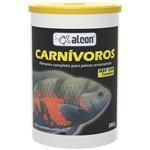 Ração para Peixes Carnívoros de Água Doce Alcon 300g