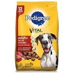 Ração Pedigree para Cães Adultos de Raças Grandes - 8kg