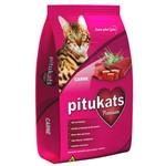 Ração Pitukats Carne 7kg