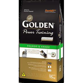 Ração Premier Golden Training Cães Adultos Frango 15 Kg