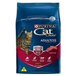 Ração Purina Cat Chow Gatos Adultos Sabor Carne 10,1kg