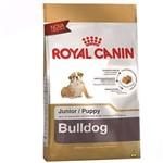 Ração Royal Canin Bulldog Inglês Junior para Cães Filhotes - 12 Kg