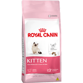 Ração Royal Canin Feline Kitten 1,5 Kg