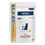 Ração Royal Canin Feline Renal S/O Sachê