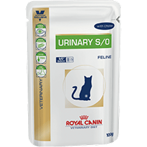 Ração Royal Canin Feline Urinary Sachê 100 G
