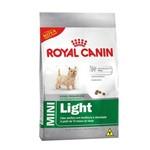 Ração Royal Canin Mini Light - Cães Adultos - 2,5kg