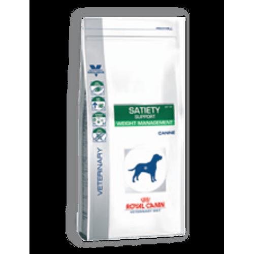 Ração Royal Canin Veterinary Diet Canine Satiety Support Dry 1,5kg