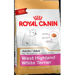 Ração Royal Canin West Highland White Terrier Adult 1 Kg