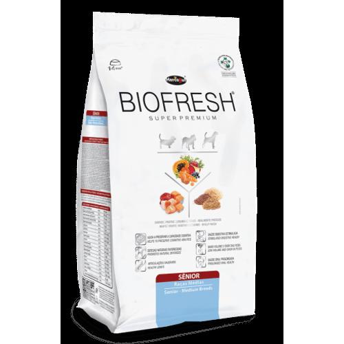 Ração Super Premium HercoSul Biofresh Sênior para Cães Adultos de Raças Médias 3kg