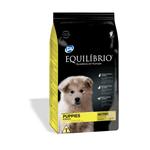 Ração Super Premium Total Equilíbrio Puppies para Cães Filhotes de Raças Médias 2kg