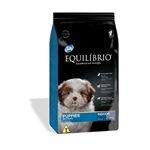 Ração Super Premium Total Equilíbrio Puppies Small Breeds para Cães Filhotes de Raças Pequenas 500g
