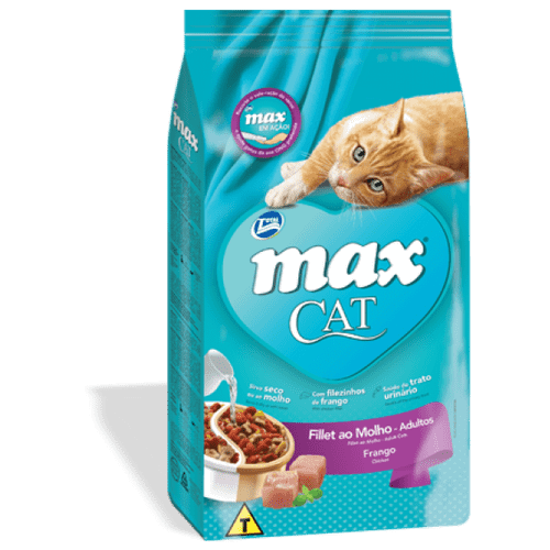 Ração Total Alimentos Max Cat Nuggets 1kg 1kg