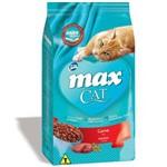 Ração Total Max Cat Carne para Gatos Adultos - 1kg