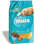 Ração Total Max Cat Mix Selection para Gatos Adultos - 3kg