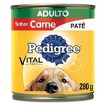 Ração Úmida Patê Pedigree Lata Vital Pro para Cães