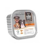 Ração Úmida Patê Three Dogs Premium Especial Cães Senior 150g