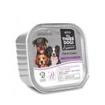 Ração Úmida Patê Three Dogs Premium Especial Digestão Favorecida 150g