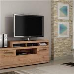Rack para TV Até 52 Polegadas Sedução Valdemóveis Terracota