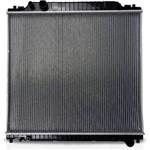 Radiador F250 - F350 - F4000 (MWM - CUMMINS) 1999 a 2011