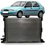 Radiador Fiesta e Courier 1996 a 1999 - Motor Endura 1.0 1.3