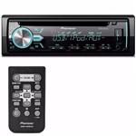Rádio Automotivo Player Pioneer DEH-X1BR Cd Mp3 USB Auxiliar Frontal 23Wx4