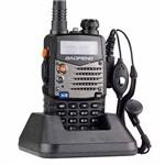 Radio Comunicador Dual Band Baofeng Uv5ra Uhf com Fone Fm