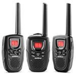 Rádio Comunicador Intelbras Rc 5002 3UN Preto USB 26 Canais