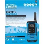 Radio Comunicador Motorola Talkabout T100br T100 26 Canais