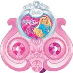 Rádio FM + Relógio Barbie - Candide