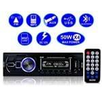 Rádio MP3 4 Canais 50W com Bluetooth
