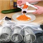 Ralador com 3 Tipos de Laminas A0134 Basic Kitchen
