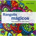 Rangolis Mágicos - para Conectar-se com a Terra