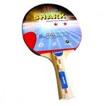 Raquete de Tênis de Mesa Clássica Lisa Klopf Shark