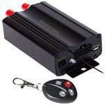 Rastreador Gps Bloqueador Veicular Controle Remoto Tracker Coban Original Tk103b