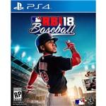 Rbi Baseball 18 - Ps4